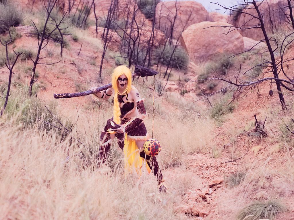 related image - Shooting Te Ka - Kiwi Cosplay -2017-08-01- P1022014
