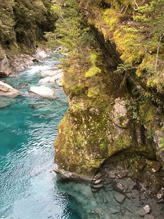 New Zealand - Blue Pools