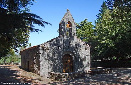 Igreja Românica de Sabroso - Portugal 🇵🇹