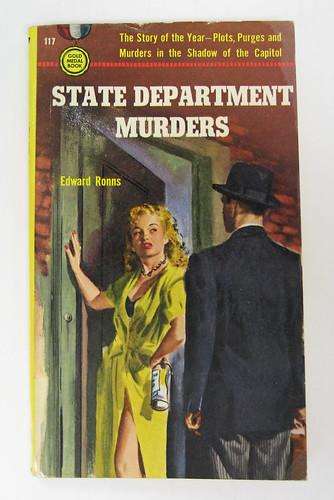 State Department Murders book