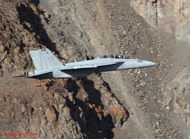 Boeing EA-18G 169138 'DD506', Nikon D800E, AF-S VR Nikkor 400mm f/2.8G ED