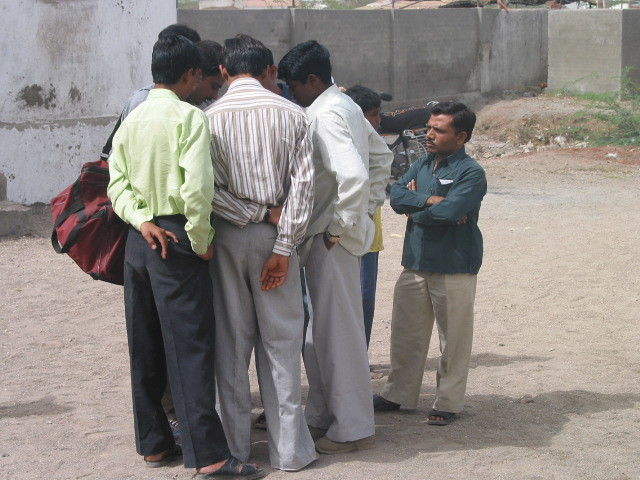 13th Nana Ambala to Balachadi (Gujarat) May,2004