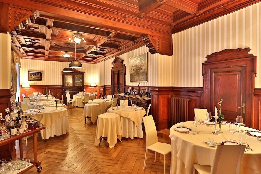 Ristorante Il Fagiano at Grand Hotel Fasano