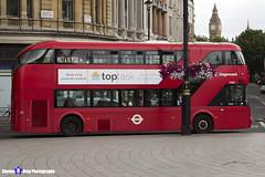 Wrightbus NRM NBFL - LTZ 1251 - LT251 - Stagecoach - London 2017 - Steven Gray - IMG_0855