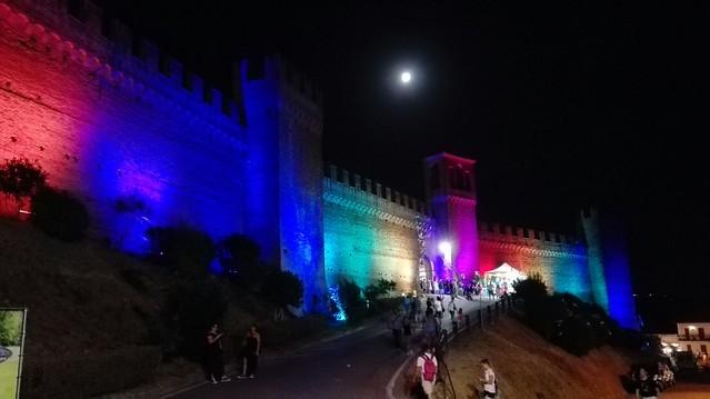 Castello di Gradara - agosto 2017
