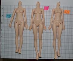 2 Body Minifee for sale!