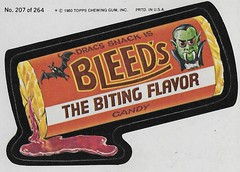 Wacky Packages No. 207 ( Topps 1980 )