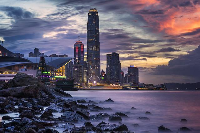 Casuseway Bay, Hong Kong