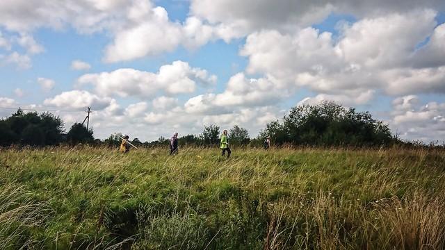ECOFLOW - field survey near Skuodas HPP