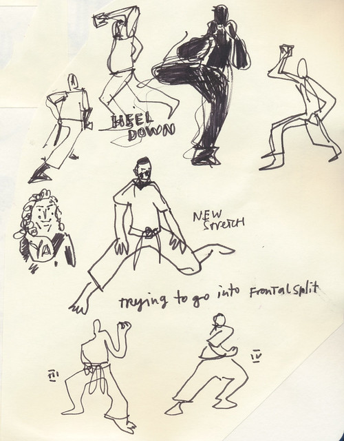 Sketchbook #107: My Life Drawing Class0