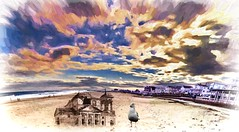The Last Sand Castle