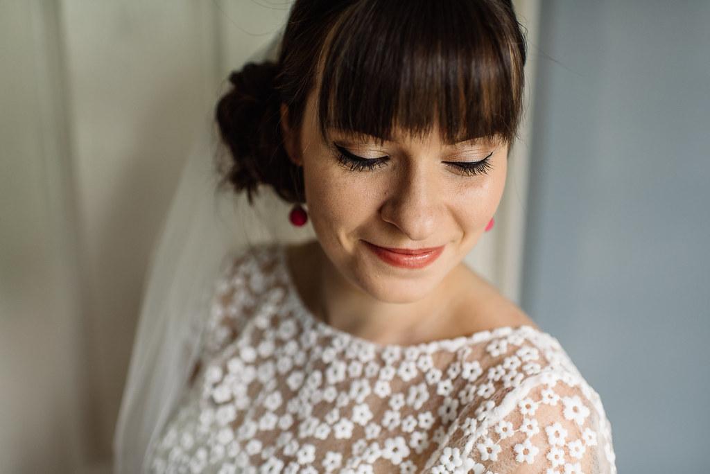 wedding day - makeup