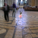 France-Chartres-labyrinth