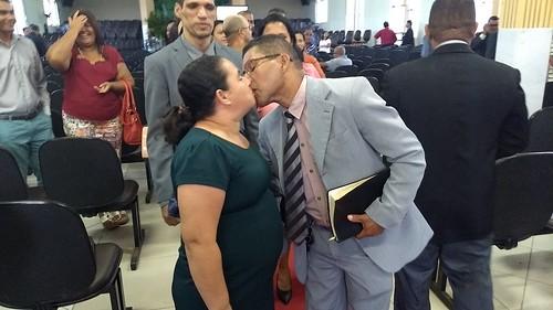 ENCONTRO DE CASAIS - Unidos para Sempre Sábado 12/08/17