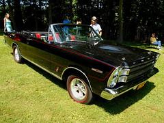 1966 Ford Galaxie 500XL 7-Litre Convertible