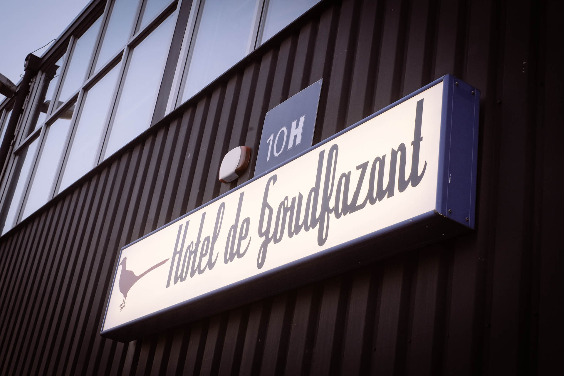 Amsterdam, Hotel de Goudfazant