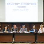 President meets ADB Country Directors