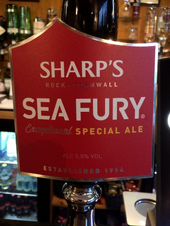 Sharp's, Sea Fury, England
