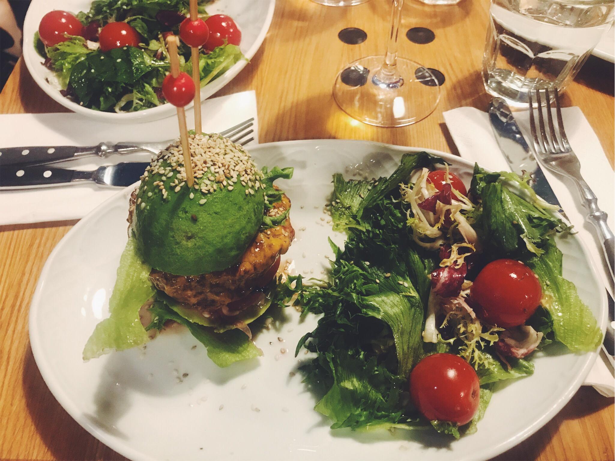 #avocadoburger