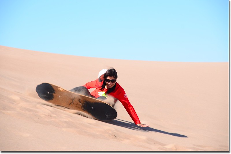 Sledding at Great Sand Dunes  (15)