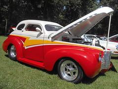 1940 Chevy Special Deluxe Sedan