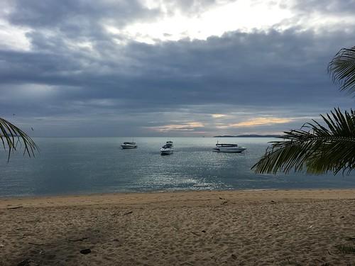 今日のサムイ島 8月20日 まだまだ夏休み真っただ中です