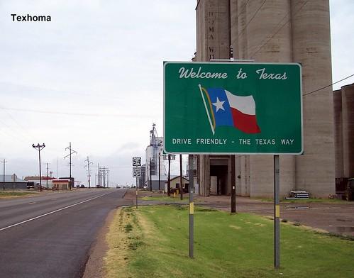 Texhoma TX