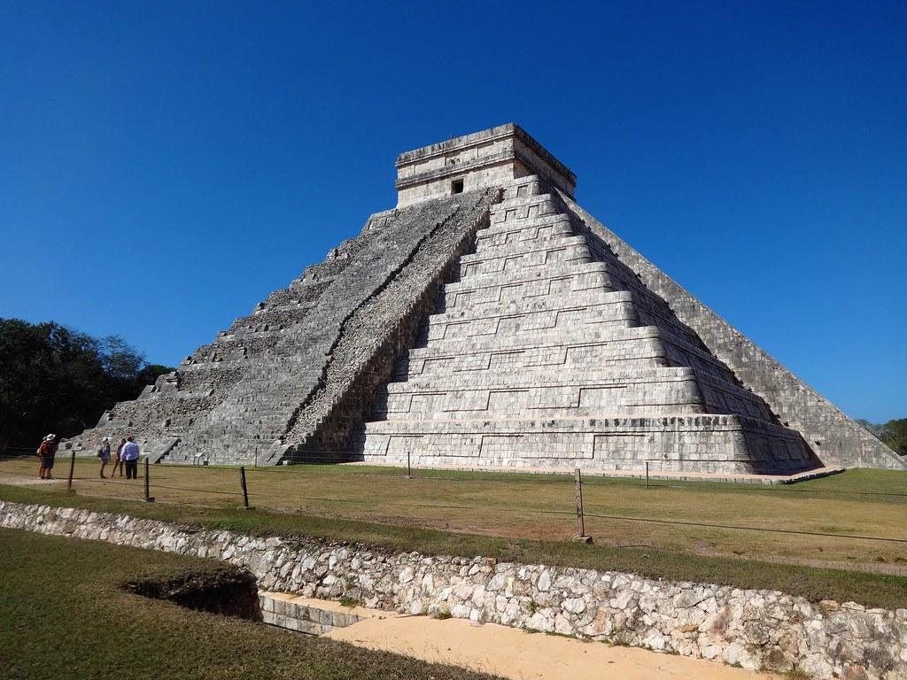 Piramida Kukulkana Chichen Itza