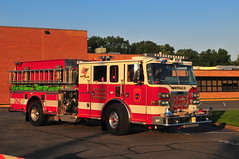 Northvale Fire Department Engine 262