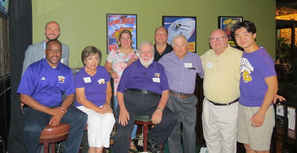 Memphis Alumni & Friends Social, 8/917