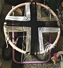 round weaving, wis