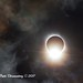 Eclipse at Brasstown Bald by Procyon Systems
