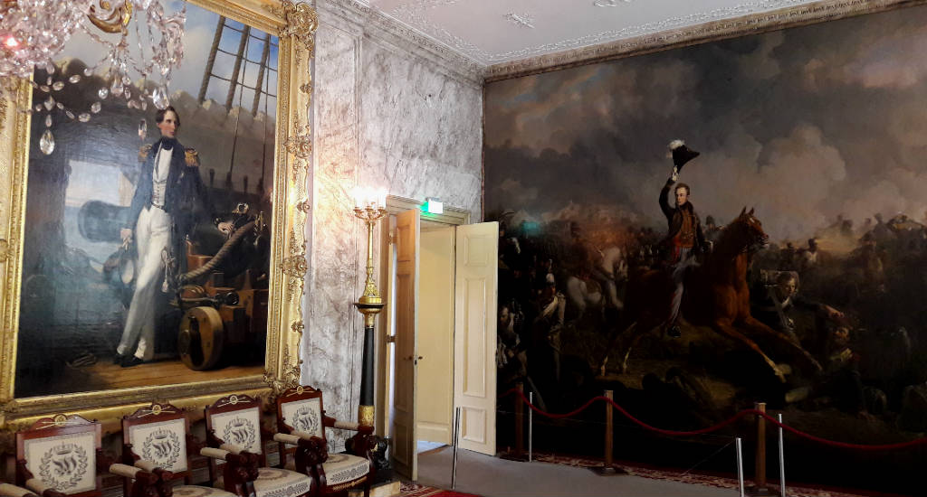 Visit Soestdijk Palace, The Netherlands. Waterloo Hall | Your Dutch Guide
