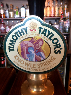 Timothy Taylor's, Knowle Spring, England