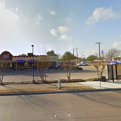 On The Border Mexican Grill & Cantin and Northwest @ Saturn - E - FS bus station 2.7 miles to the north of La Prada Family Dentistry Garland, TX 75043