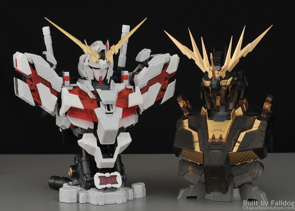 BSC 1-35 Unicorn Bust 1