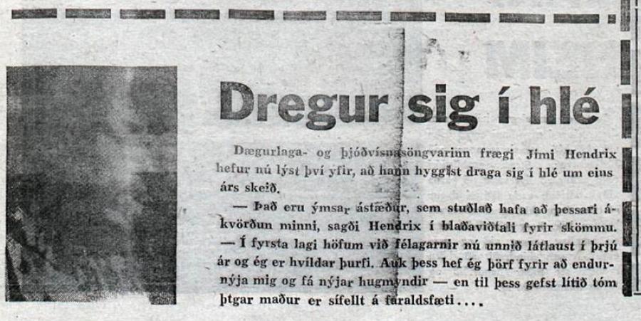 Alþýðublaðið (ICELAND) APRIL 29, 1969