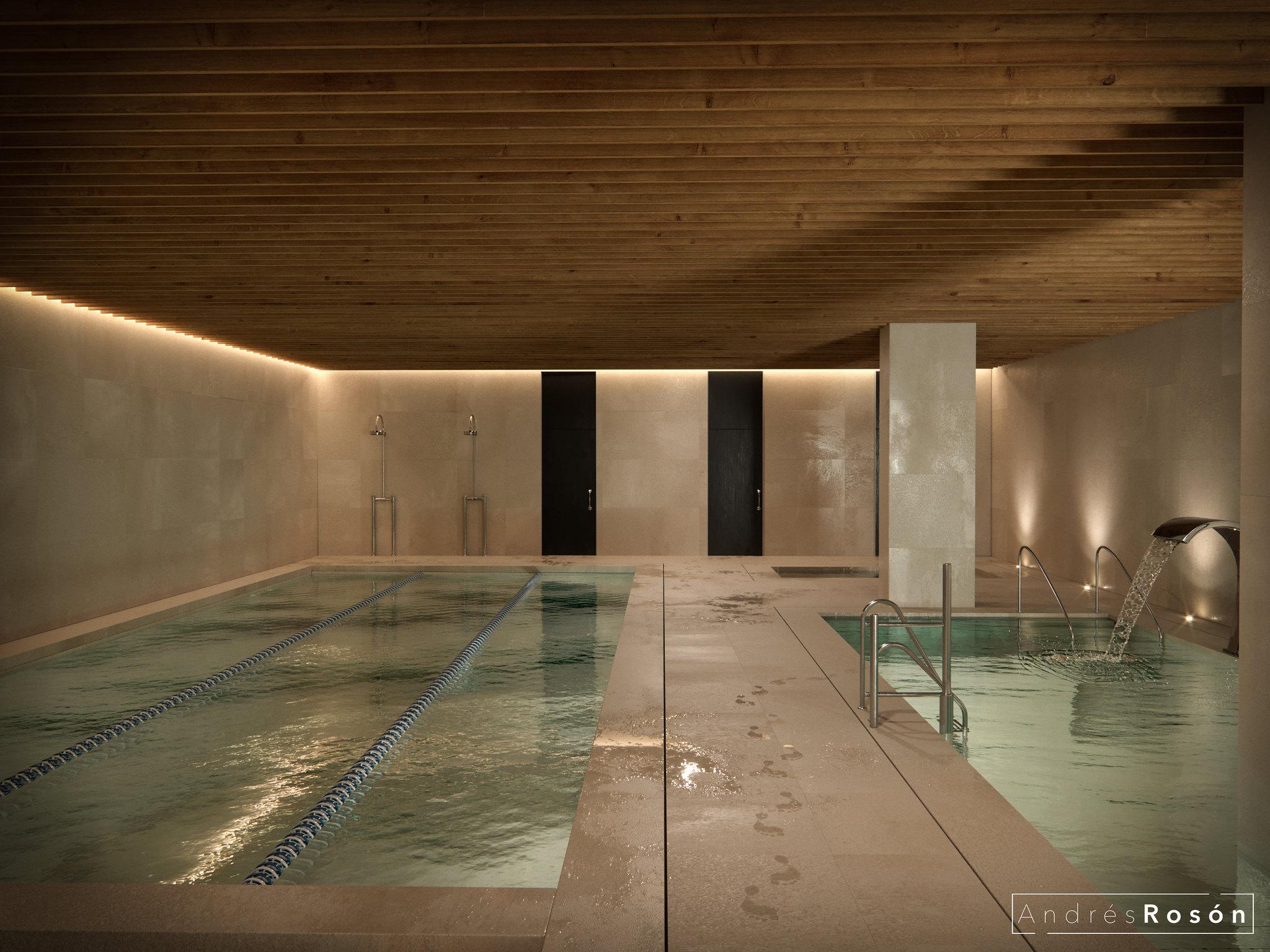 Pool CGI.