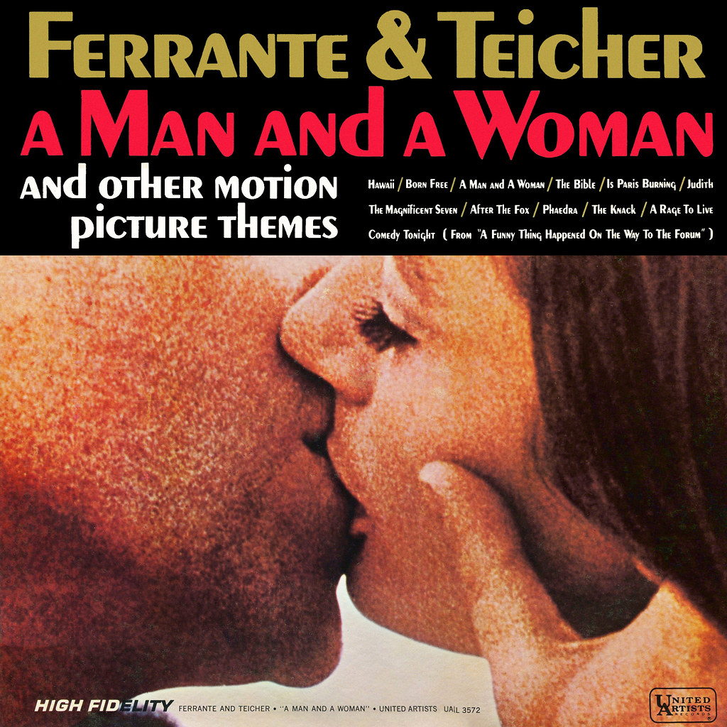 Ferrante & Teicher - A Man and a Woman