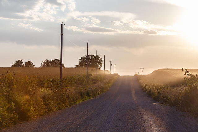 Country Road, Canon EOS 6D, Canon EF 70-200mm f/4L IS