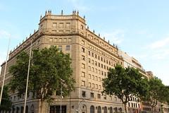 Barcelona - Edifici del Banc d'Espanya