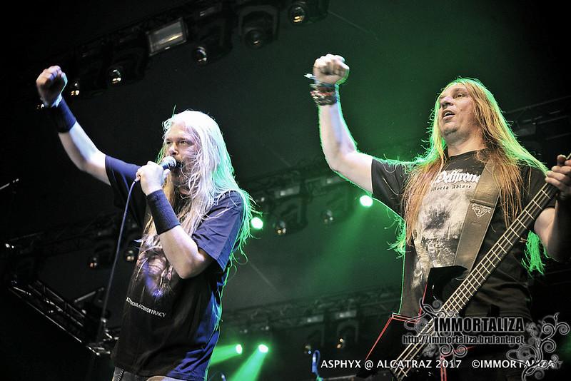 ASPHYX @ Alcatraz Hard Rock & Metal Festival 2017 36728363382_e4927557ef_c