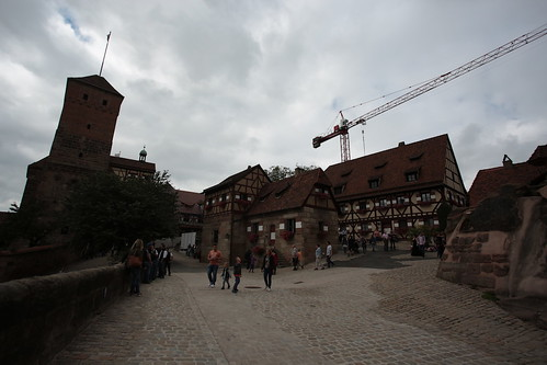 Il castello di Norimberga