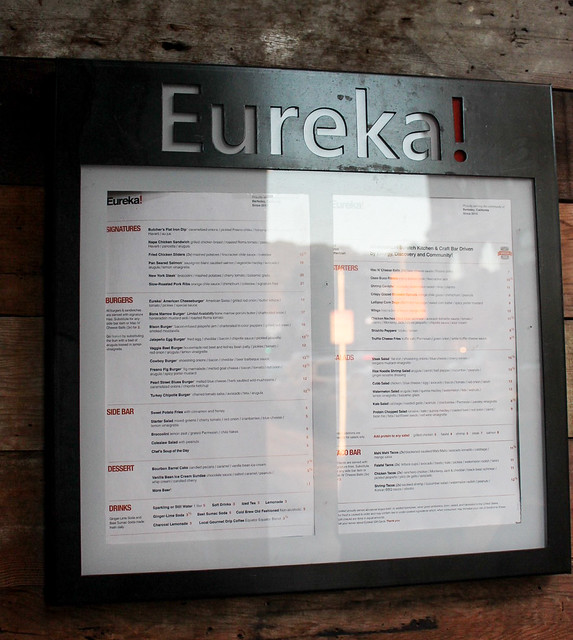 Restaurant Review: Eureka in Berkeley, CA