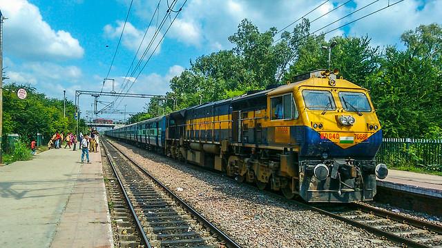 14646 Shalimar Express