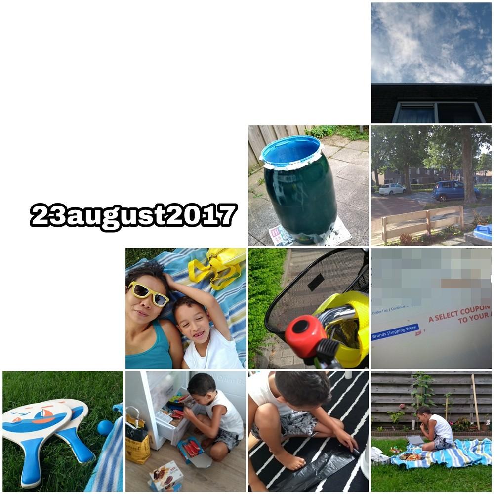 23 august 2017 Snapshot