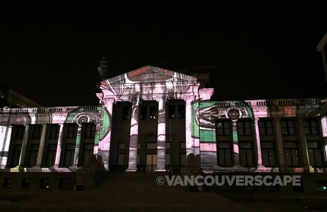 Vancouver Facade Festival-Day 1-3