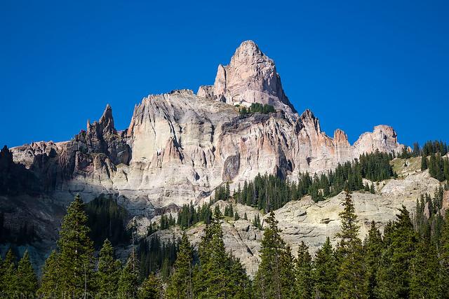 Below Precipice Peak
