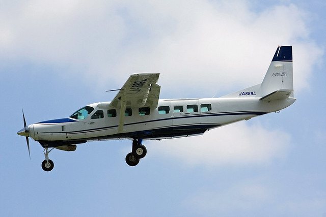 Cessna208B GrandCaravan JA889L IMG_5832_2