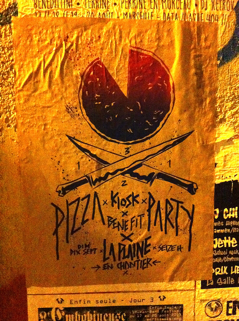 pizza party la plaine 2